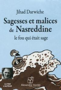 Sagesses et malices de Nasreddine