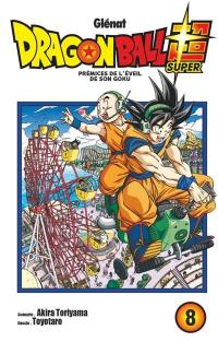 Dragon ball super. Volume 8, Prémices de l'éveil de Son Goku