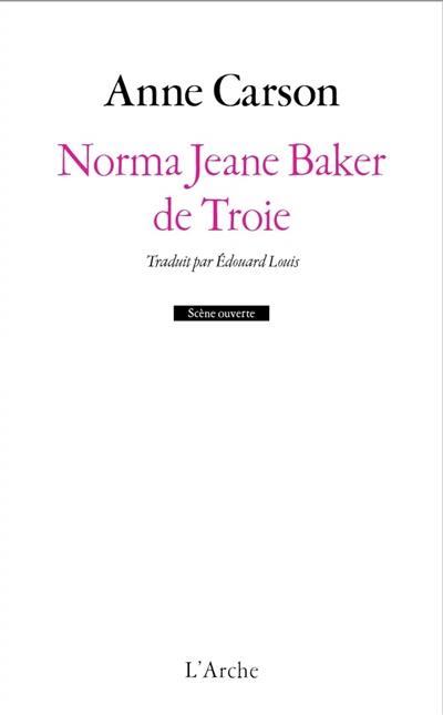 Norma Jeane Baker de Troie