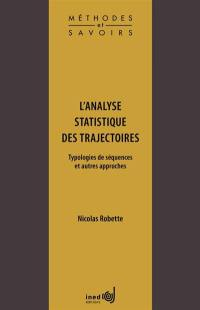 L'analyse statistique des trajectoires