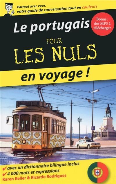 Le portugais pour les nuls en voyage !