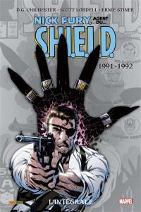 Nick Fury, agent du... SHIELD, 1991-1992