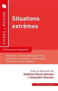 Situations extrêmes