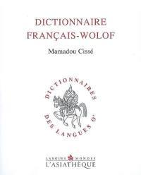 Dictionnaire français-wolof