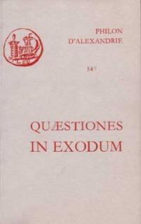 Quaestiones et solutiones in exodum