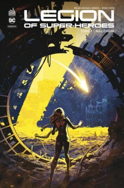 Legion of super heroes. Volume 1, Millénium