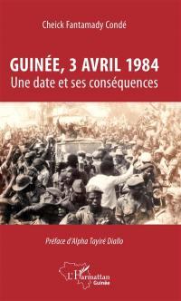 Guinée, 3 avril 1984