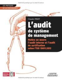 L'audit de système de management