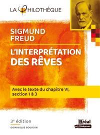 L'interprétation des rêves, Sigmund Freud