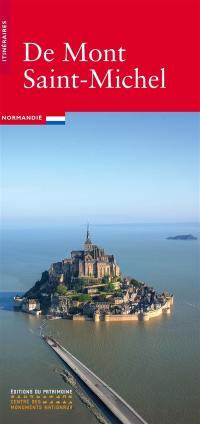 De Mont-Saint-Michel, Normandie (en néerlandais)