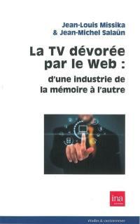 La TV dévorée par le Web