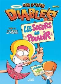 Les p'tits diables. Volume 31, Les soeurs au pouvoir !