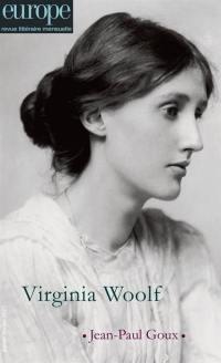 Europe. n° 1101-1102, Virginia Woolf