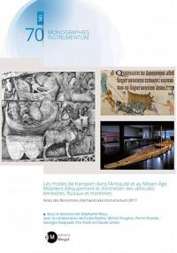 Les modes de transport dans l'Antiquité et au Moyen Age
