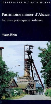 Patrimoine minier d'Alsace