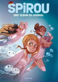 Recueil du journal de Spirou. Volume 365, Du 18 décembre 2019 au 12 février 2020