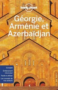 Géorgie, Arménie et Azerbaïdjan