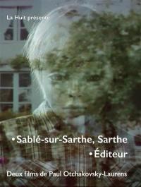 Sablé-sur-Sarthe, Sarthe; Suivi de Editeur