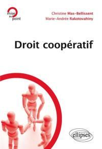 Droit coopératif