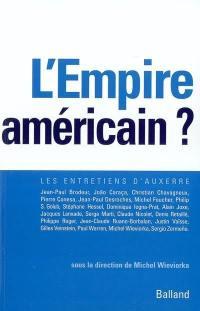 L'Empire américain ?