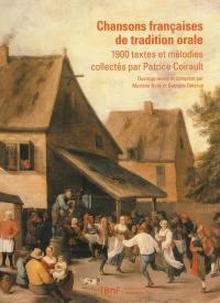 Chansons françaises de tradition orale