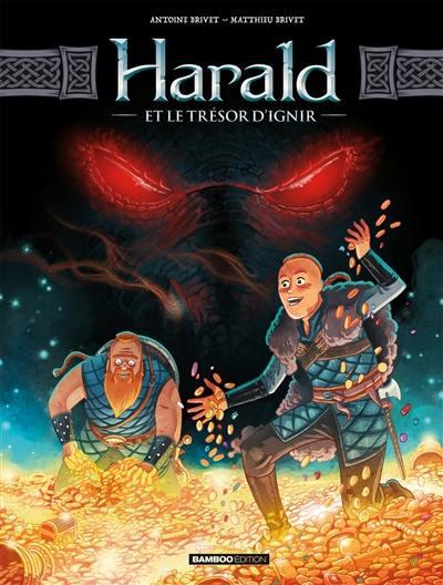 Harald et le trésor d'Ignir. Volume 1,
