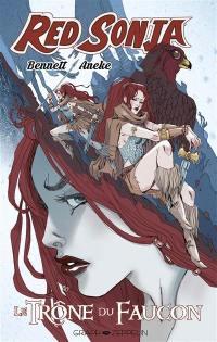 Red Sonja, Le trône du faucon