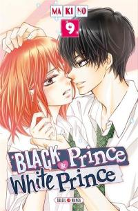 Black prince & white prince. Volume 9,