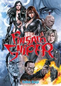 Pinsaro sniper. Volume 3,