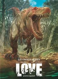 Love. Volume 4, Les dinosaures