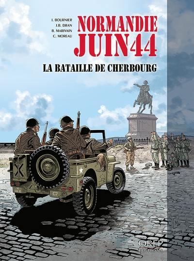 Normandie, juin 44. Volume 7, La bataille de Cherbourg