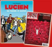 Lucien. Volume 11, La bande à Lucien