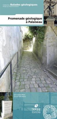 Promenade géologique à Palaiseau