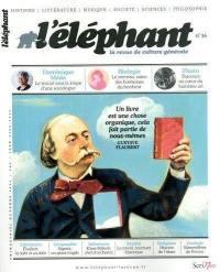 L'Eléphant : la revue, n° 36