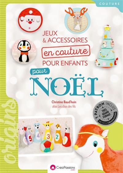 Jeux et accessoires en couture pour enfants