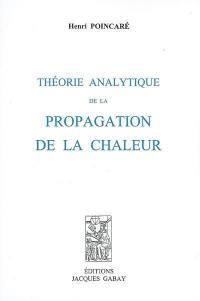 Théorie analytique de la propagation de la chaleur
