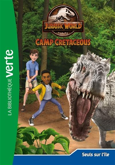 Jurassic World. Volume 4, Seuls sur l'île