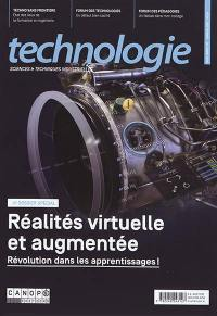 Technologie. n° 214, Réalités virtuelle et augmentée