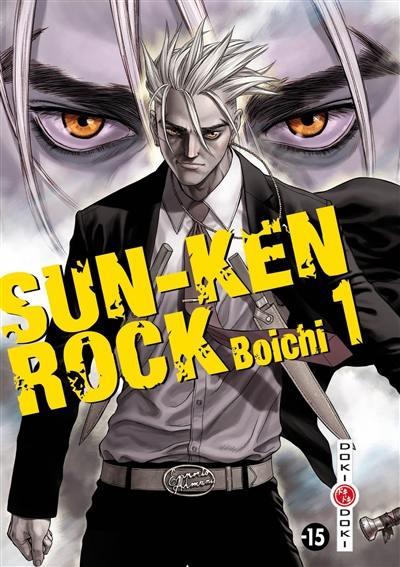 Sun-Ken rock. Volume 1