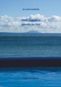 Onze tableaux sauvés du zoo