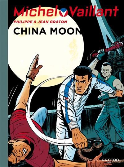 Michel Vaillant. Volume 68, China Moon
