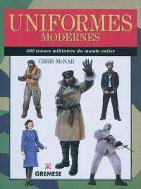 Uniformes modernes