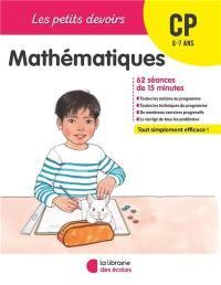 Mathématiques CP, 6-7 ans