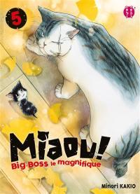 Miaou !. Volume 5,