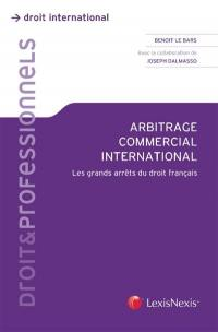 Arbitrage commercial international