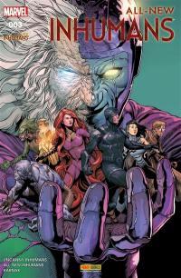 All-New Inhumans. n° 3, Karnak