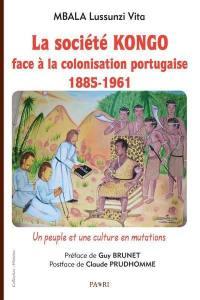 La société Kongo face à la colonisation portugaise