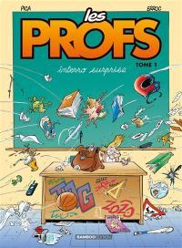 Les profs. Volume 1, Interro surprise
