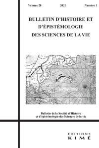 Bulletin d'histoire et d'épistémologie des sciences de la vie. n° 28-1, Les classifications zoologiques d'Aristote à Linné
