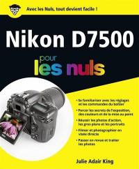 Nikon D7500 pour les nuls
